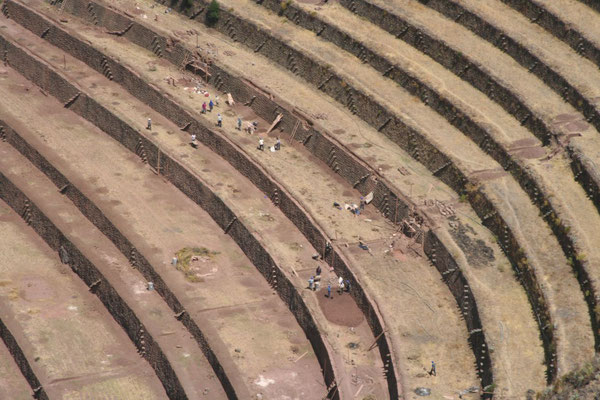Pisaq - The Sacred Valley - Cuzco