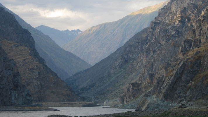 Pang River Valley - Afghanistan