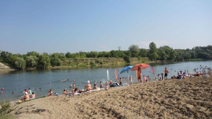 City beach - Tiraspol - Transnistria