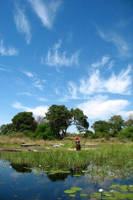 Duro River - Okavango Delta