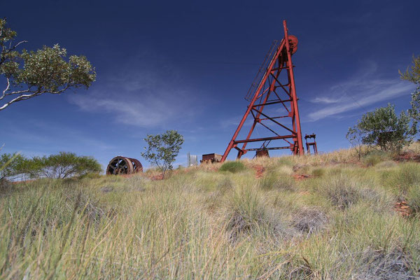 Battery Hill Mining Centre - Tennant Creek - Northern Territory