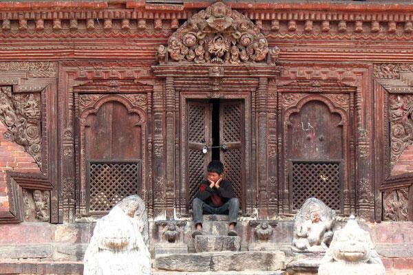 Jagannarayan Temple - Durbar Square - Patan - Kathmandu Valley