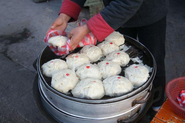Chinese dumplings - Yunnan Province