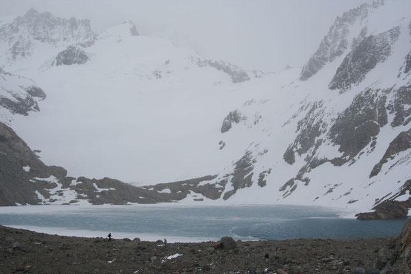 Laguna de los Tres - Fitz Roy Range