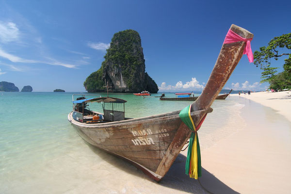 Krabi Beach - Southwestern Thailand