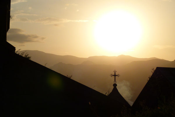 Sunset at Haghpat Monastery - Armenia
