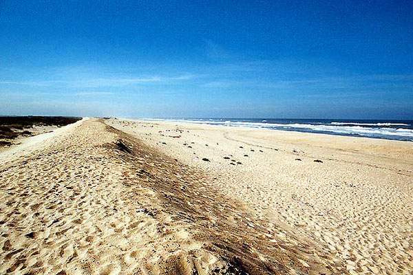 Atlantic Coast - Beaches south of Aveiro