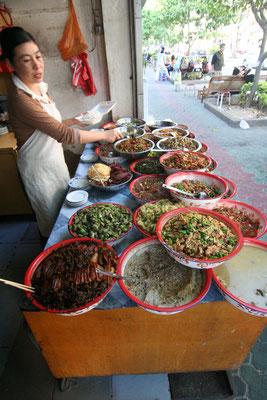 Food stall - Jinghong