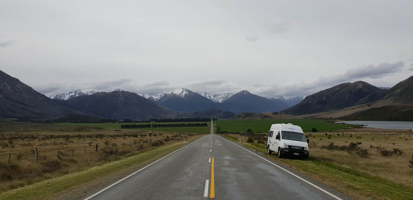 Great Alpine Highway - South Island