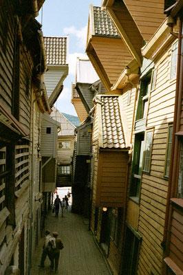 Bergen Old Town - Western Norway
