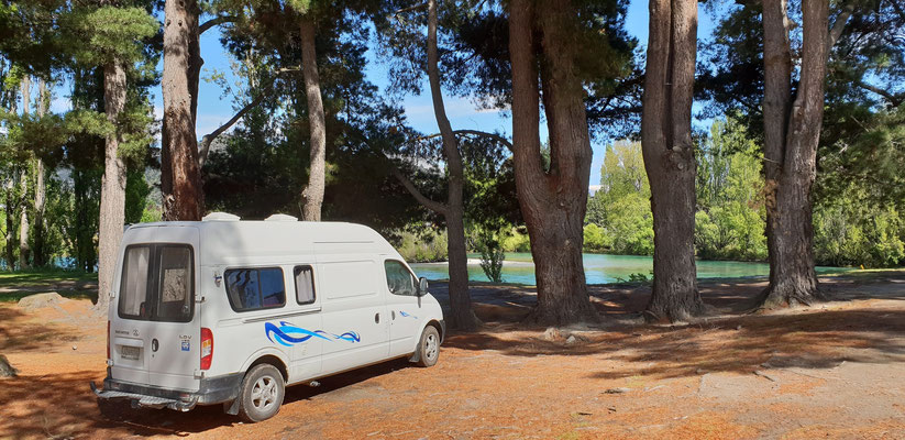 Albert Town Campsite - South Island