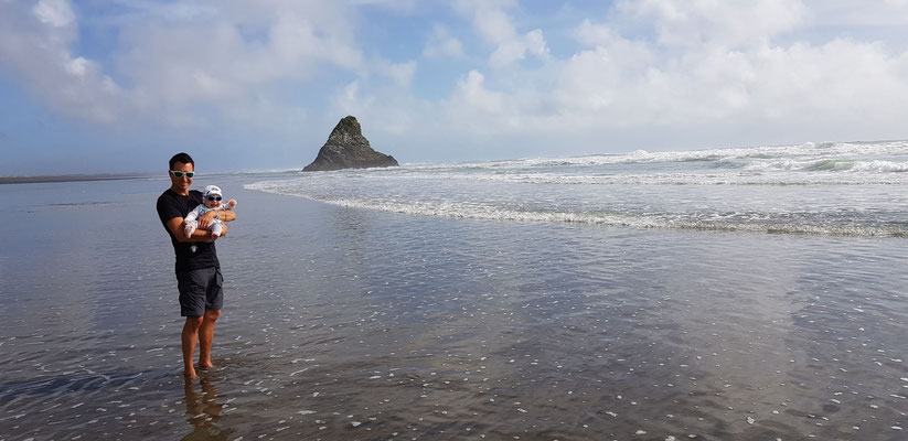 Karekare Beach - West Auckland - North Island
