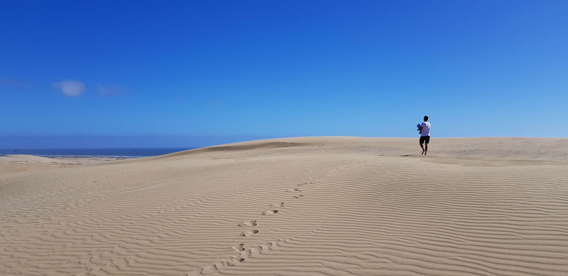 Te Paki Sand Dunes - North Island