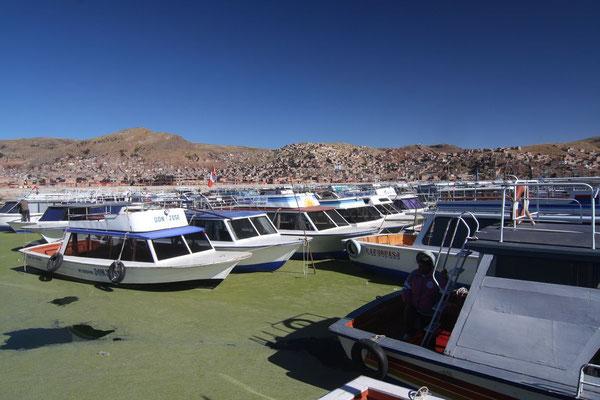 Titicaca Lake - Puno