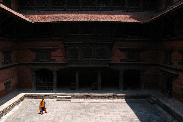 Dahk Chowk - Hanuman Dhoka - Kathmandu