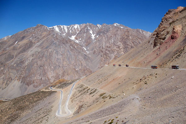 Gata Loops - Ladakh and Zanskar - Jammu and Kashmir
