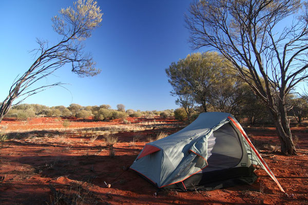 Outback camp - Northern Territory