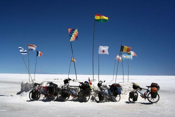 Uyuni Saltlake - Southwestern Bolivia