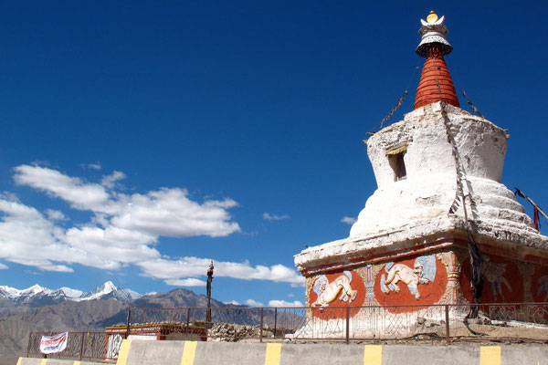 Stupa - Leh - Ladakh
