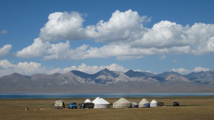 Song-Kul Lake - Kyrgyzstan