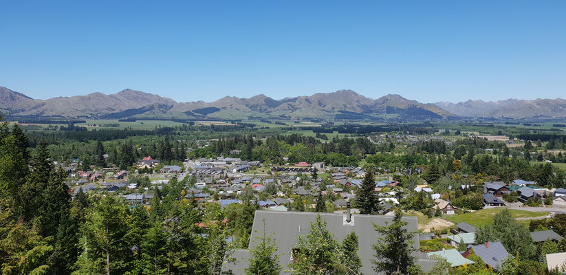 Hanmer Springs - South Island