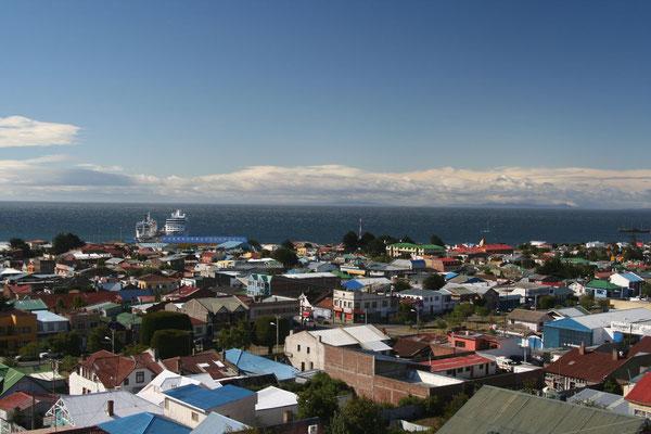 Punta Arenas - Strait of Magellan