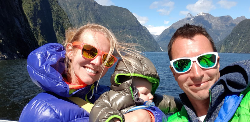 Milford Sound - Fiordland Nationalpark - South Island