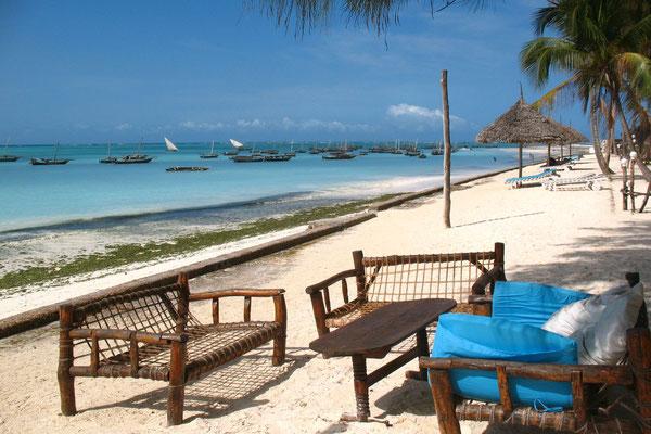 Nungwi Beach - Northern Zanzibar Island
