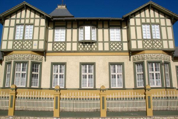 The Wörmannhaus - Swakopmund