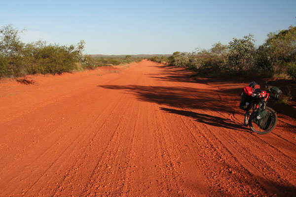 Road to The Pebbles - Northern Territory