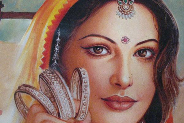 Painting - Jodhpur - Rajasthan