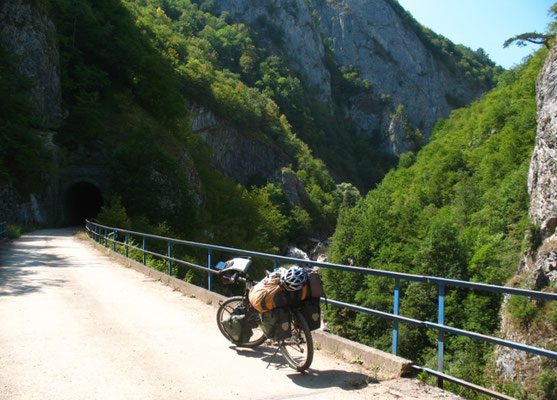 Cycling Jahorin Mountains - Bosnia and Hercegovina