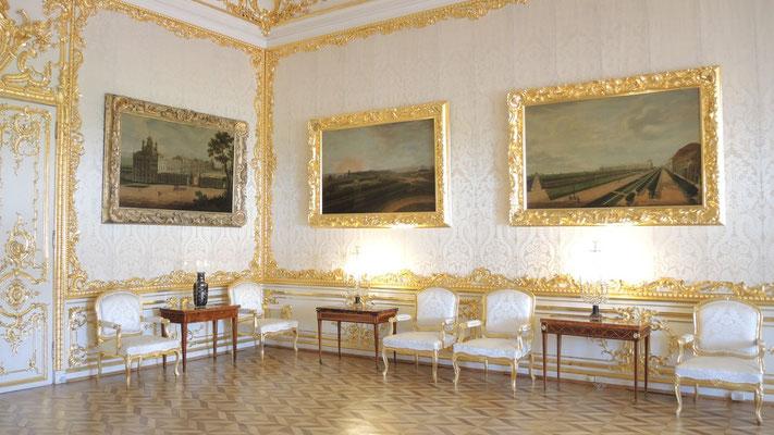 Catherine Palace - Pushkin - Russia