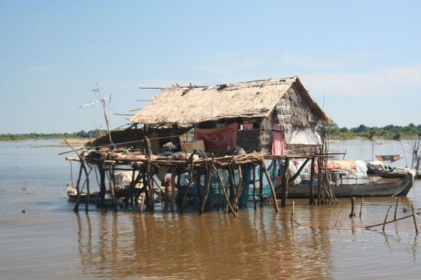 House at Sangkae River