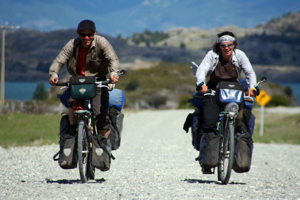 Mewes and Astrid - Carretera Austral