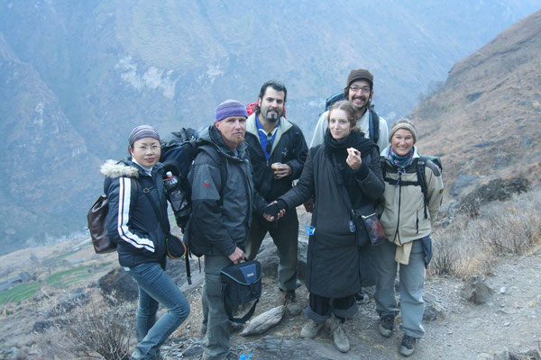 Trekking Tiger Leaping Gorge - Northern Yunnan Province