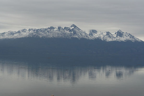 Beagle Channel - Tierra del Fuego National Park