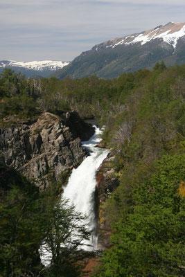 Seven-Lakes-Road - Patagonia