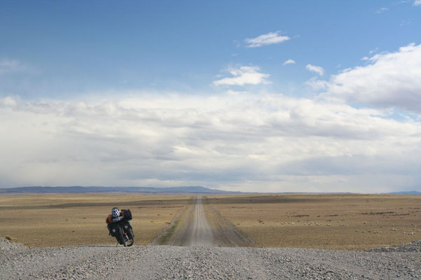 Windswept Ruta 40 - Patagonia