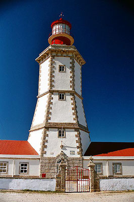 Lighthouse of Cabo Espichel - South of Lisbon