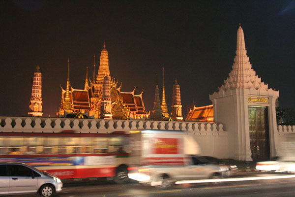Grand Palace and Wat Phra Kaew - Bangkok