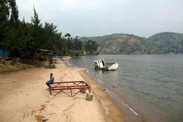 Lake Kivu - Gisenyi