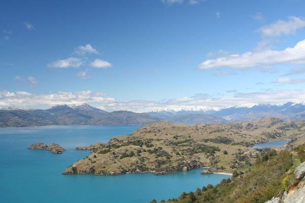 Lago General Carrera - Carretera Austral
