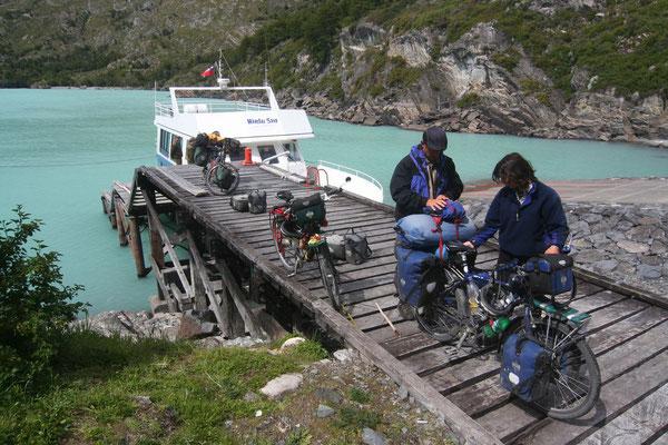 Candelario Mancilla - Southern Lago O´Higgins