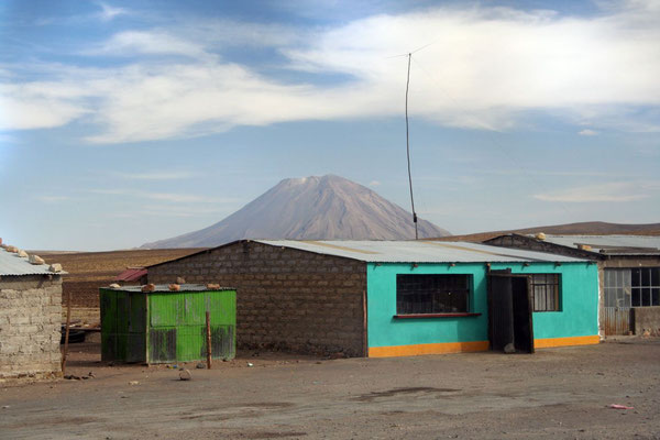 Valle de los Volcane - Arequipa Province