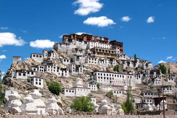 Thiksey Gompa - Indus Valley - Ladakh