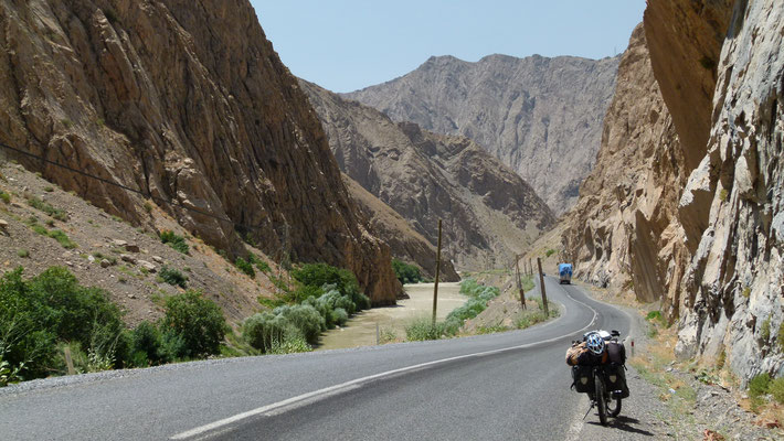 Approaching Hakkari - Turkey