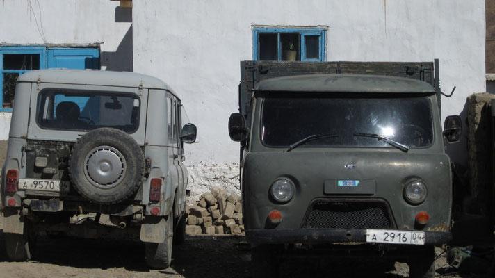 Murgab - Pamir Highway - Tajikistan