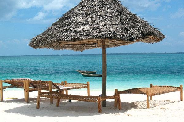 Kendwa Beach - Northern Zanzibar Island
