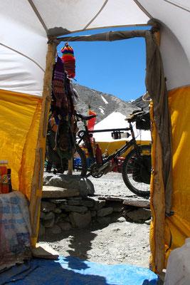 Parachute-tent Dhaba - Himachal Pradesh